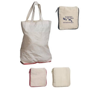 #3205 Foldable Tote Bag