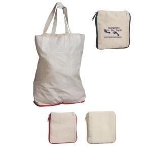 #3205 Foldable Tote Bag